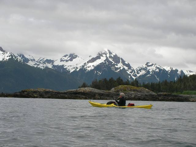 Prince William Sound. Alaska